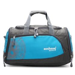 New Professional Nylon Sports Gym Bag Women Men for Fitness Yoga Training Shoulder handbags with Shoes Storage sac de sport