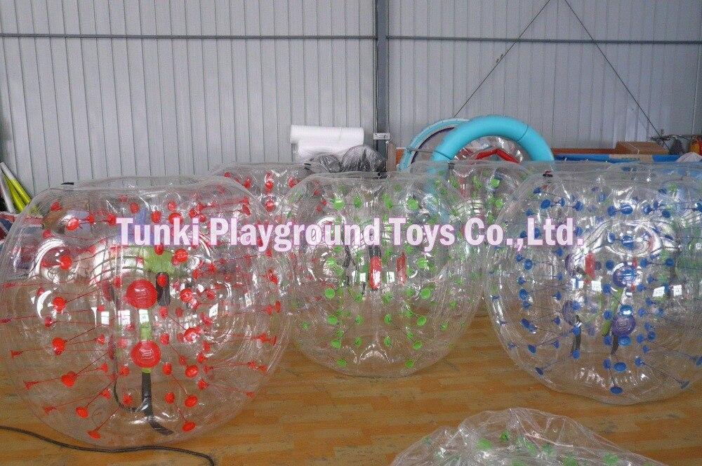 Bola de parachoques de PVC de 0.8 mm