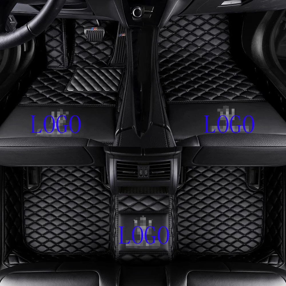 Car Floor Mats with  LOGO for Maserati Ghibli GranCabrio Levante Quattroporte Custom 12 color carpetsCar Floor Mats with  LOGO for Maserati Ghibli GranCabrio Levante Quattroporte Custom 12 color carpets
