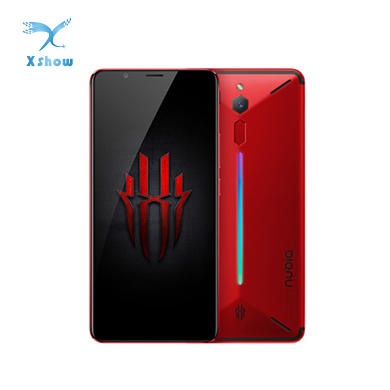 Nubia Red Magic Gaming Mobile Phone 6 0 Inch Octa Core 6GB 64GB Rear 24 0MP