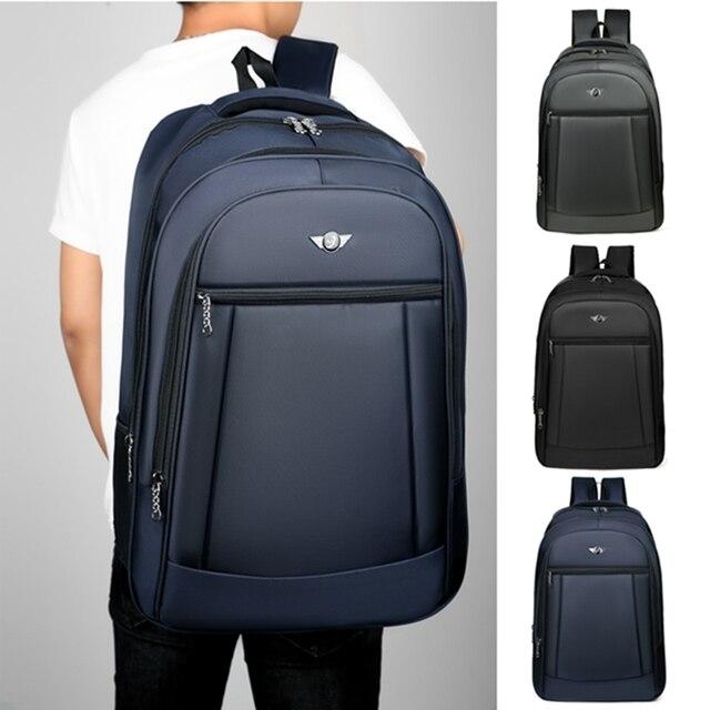 Fashion Men Backpack Oxford Shoulder Bag Super Large Capacity Backpacks For Male High Quality Men Laptop Casual Travel Bag