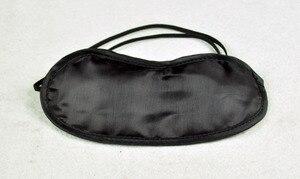 Image 2 - 3000 pz/lotto Viaggi Resto Ombra Della Copertura del Pelo Blindfold di corsa di Sonno Maschera/maschera di gioco