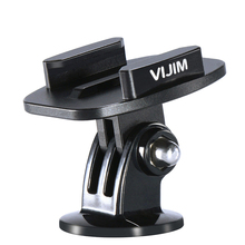 VIJIM GP-2 Aluminum Quik Release Base for Action Cameras Quick Install Plate Gopro765 Osmo EKEN  SJCAM
