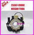 25567-EV06E  25567EV06E    Clock Spring Airbag Spiral Cable Sub-Assy Airbag  for NISSAN TIIDA