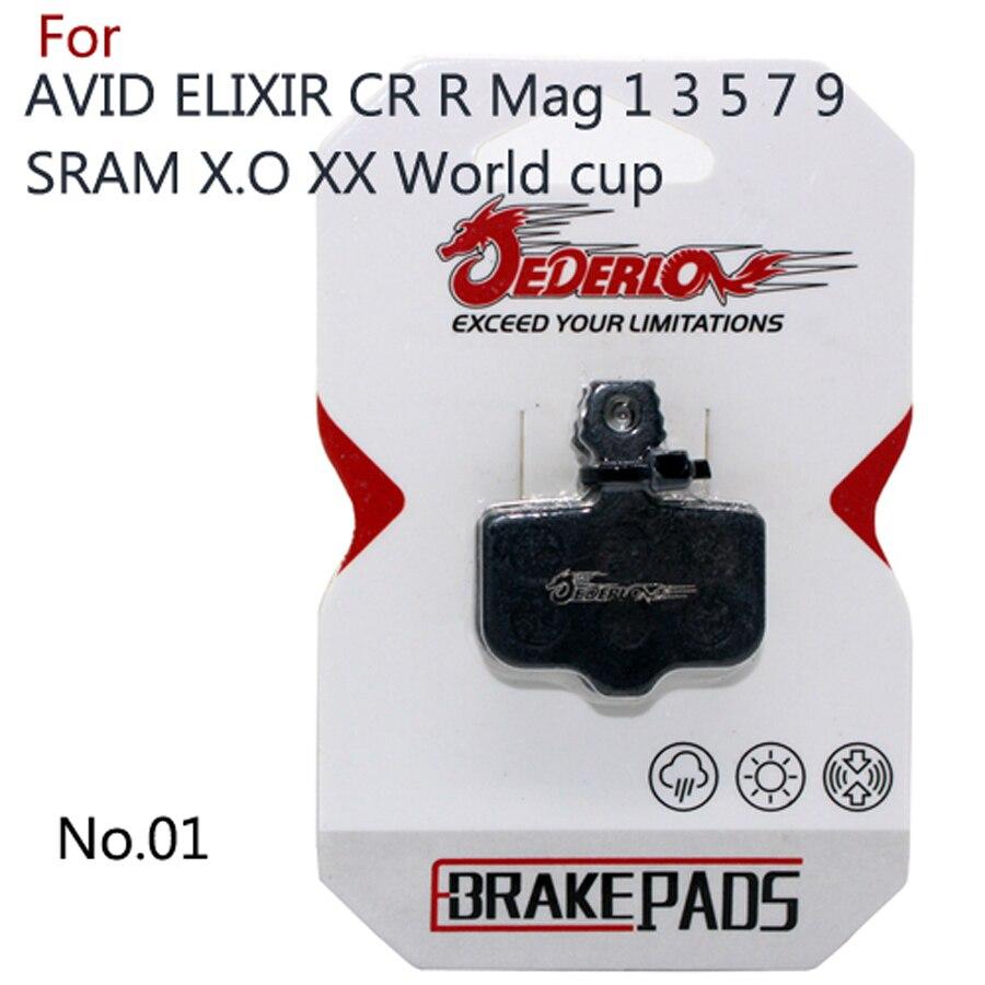 Avid X0 Trail SRAM Guide Disc Brake Pads DiscoB X.O 9 7 Trail Made With Kevlar