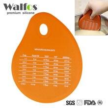 Силиконовый скребок для кастрюль walfos устройство выпечки