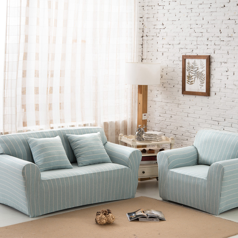 Online Buy Wholesale striped sofa covers from China striped sofa