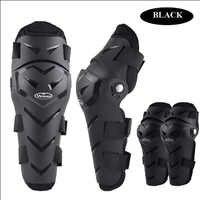 4 Uds rodilleras de motocicleta MX MTB DH ATV Motocross Protector de rodilla fuera de Ciclismo de competición en carretera rodilleras Protector de codo
