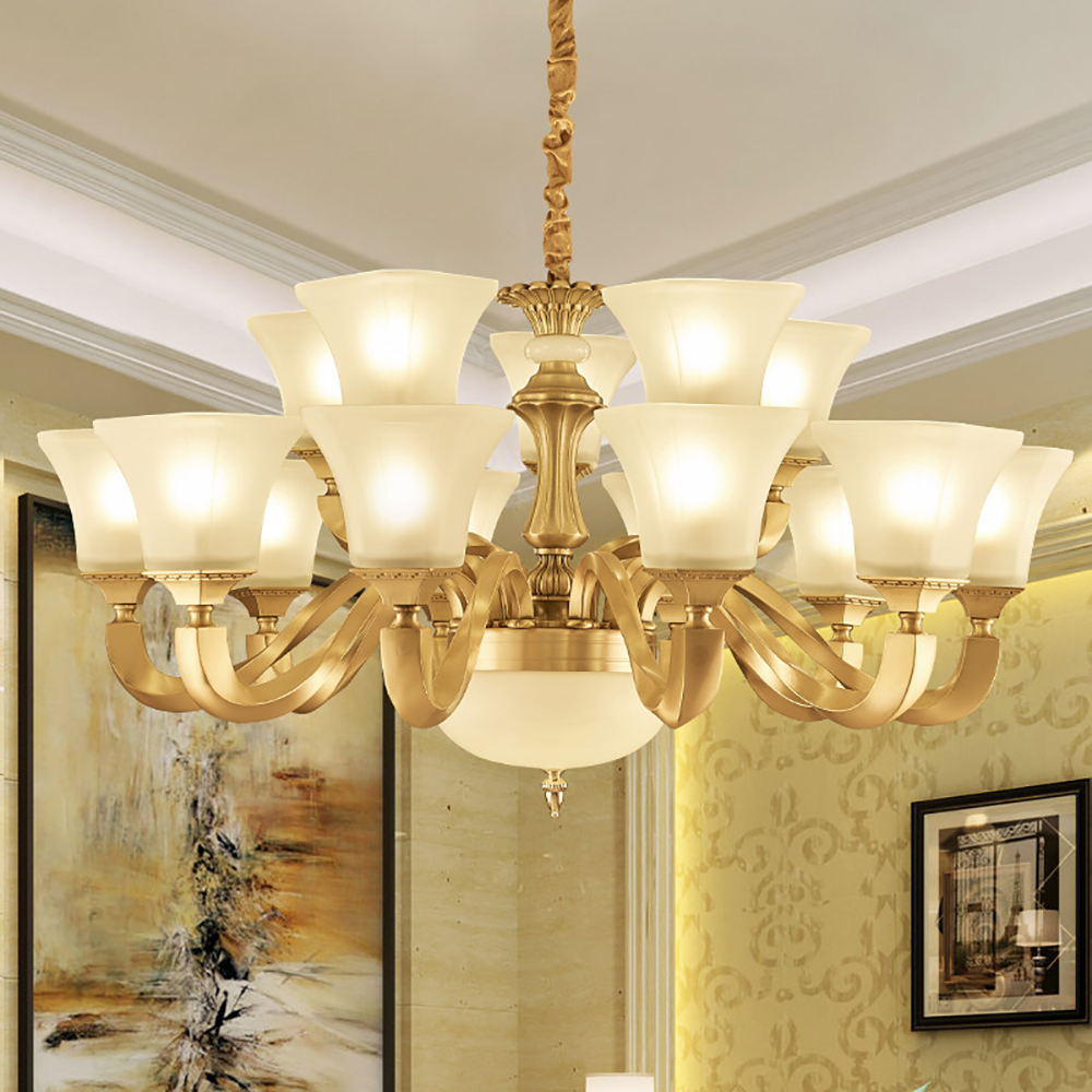Modern Led Chandelier For Kitchen Dining Room Living Room