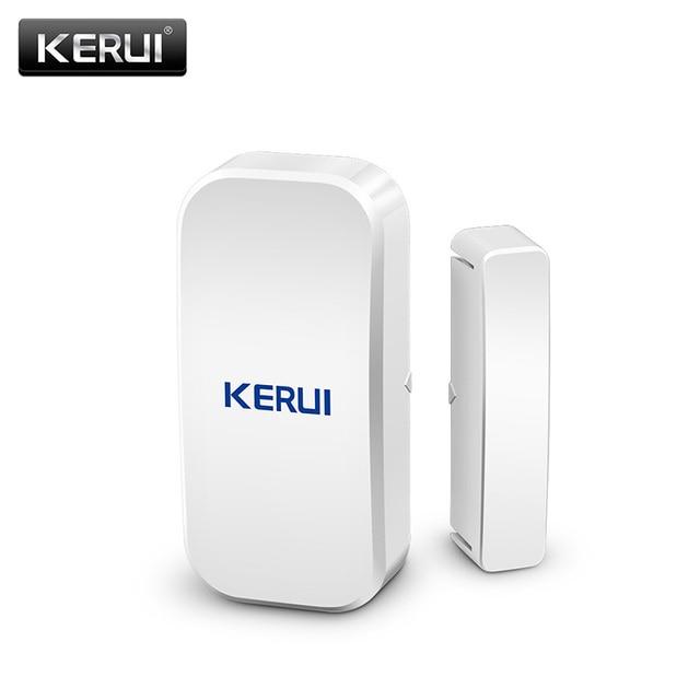 Original KERUI D025 433MHz Wireless Window Door Magnet Sensor Detector For Home Wireless Alarm System