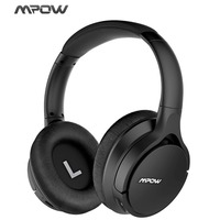 Mopw H4 V4 2 Over Ear Wireless Bluetooth Headphones EQ APP Aptx Hi Fi Headset With