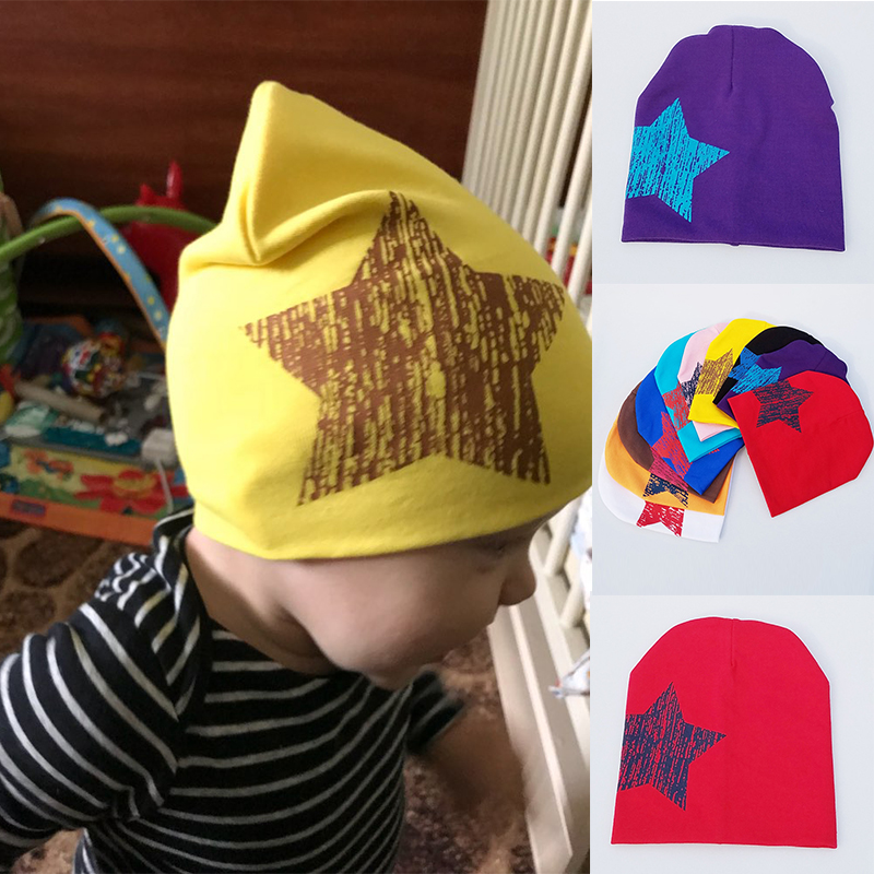 Star baby hat newborn newborn spring and winter warm stretch cotton baby hat multi-color candy color cute head cap W0056 projector lamp code rlc 038 compatible projector lamp with case for viewsonic pj1173 projectors