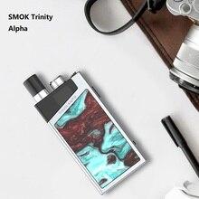 Original SMOK Trinity Alpha Pod Vape Kit 1000mAh Battery 2ml 2 8ml Cartridge Nord Coil Pod.jpg 220x220 - Vapes, mods and electronic cigaretes