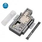 Telefon doppel gestapelt logic board demontage wiedermontage reparatur Test Leuchte Jig iSocket für iPhone X XS MAX Oberen Unteren PCB