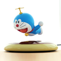 Doraemon Maglev Anime Doll Creative Gifts Jingle Gifts Valentine's Day Gifts Kids Toys Creative Collection Decorations