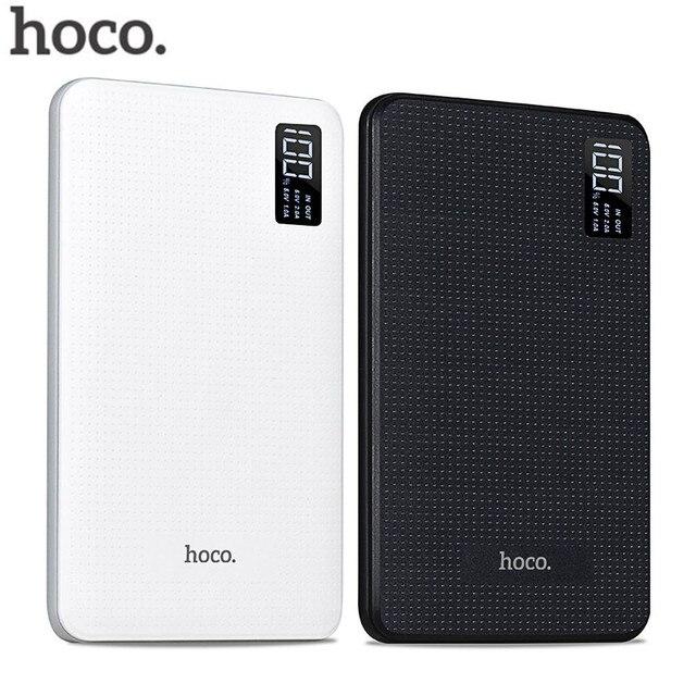 power bank 30000 mah  HOCO Power bank 30000mAh Portable PowerBank Phone quick Charge USB ...