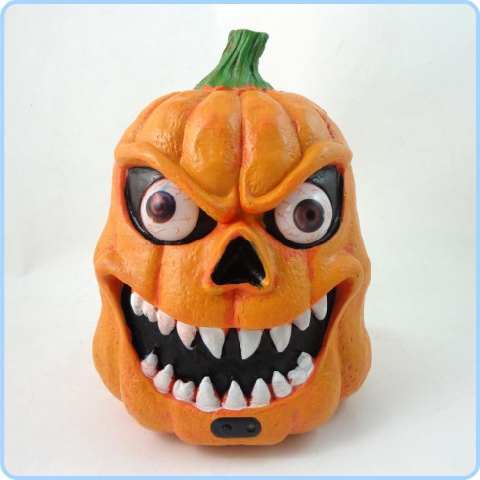 halloween drle tricky dcoration citrouille lanterne sound control lampe de citrouille dhalloweenchina