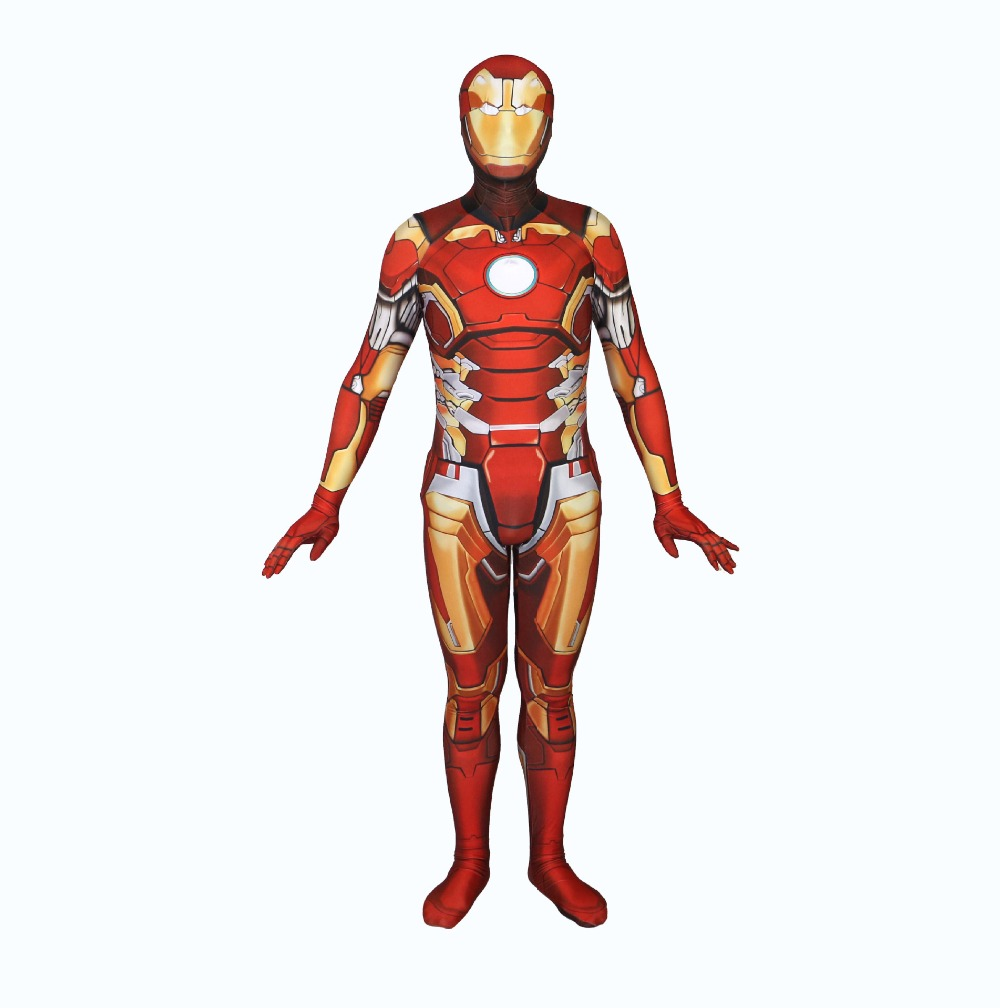Iron Man Rescue Adult Corset Top Costume Accessory NEW Marvel