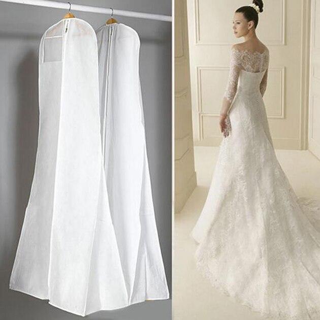 1.8M Waterproof Wedding Gown Bag Bridal Wedding Dresses