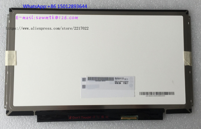 ЖК-Экран B133XW03 V.1 V.2 B133XW01 V.0 V.4 CLAA133WA01A N133BGE-L31 N133BGE-L41 N133B6-L24 LP133WH2 TLA1/TLA2/TLL1/TLL2/TLL3