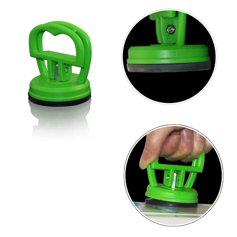 Купить с кэшбэком Mini Car Dent Remover Puller Auto Body Dent Removal Tools Strong Suction Cup Car Repair Kit Glass Metal Lifter Locking Useful