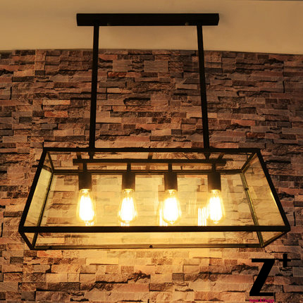American Style Glass Vintage Pendant Light Industrial Edison Coffee Bar Restaurant Lights free shipping 2016 decorative dove design transparent glass pendant light vintage edison light north european style village glass