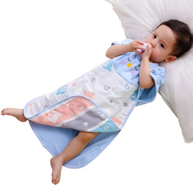 0-3y Peuter Baby Dunne Slumber Slaapzak Inbakeren Wrap Warm Katoen Jongens Meisjes Baby Slaapzak Baby Deken Inbakeren 2019