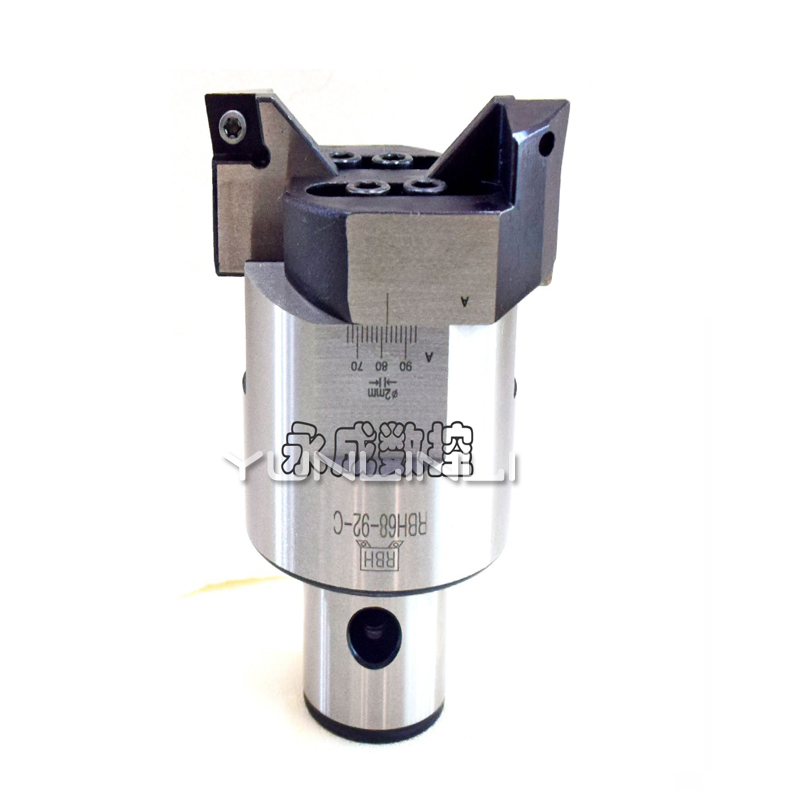 Boring Head High Precision Twin Bit 32-42mm Boring Head High-Accuracy Twin-bit Rough Boring Head Used For Deep Holes Boring Tool