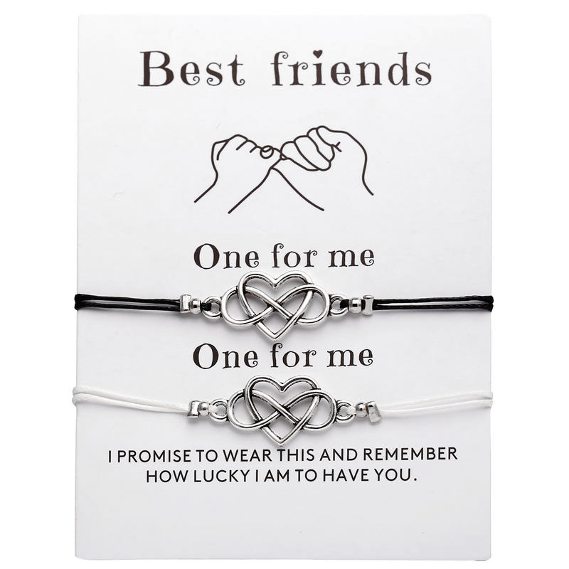 17KM-Bohemian-Heart-Couples-Bracelets-Set-For-Women-Men-Infinite-Wing-Knot-Contrast-Bracelet-Best-Friend (2)
