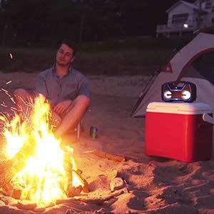 Mini Bluetooth Speaker with Light 7