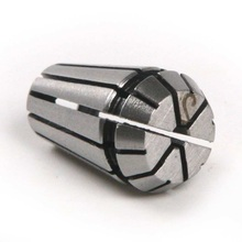 1pc Alloy Steel Ultra Precision ER Collet for CNC Engraving Machine and Milling Lathe Tool ER20-3.175