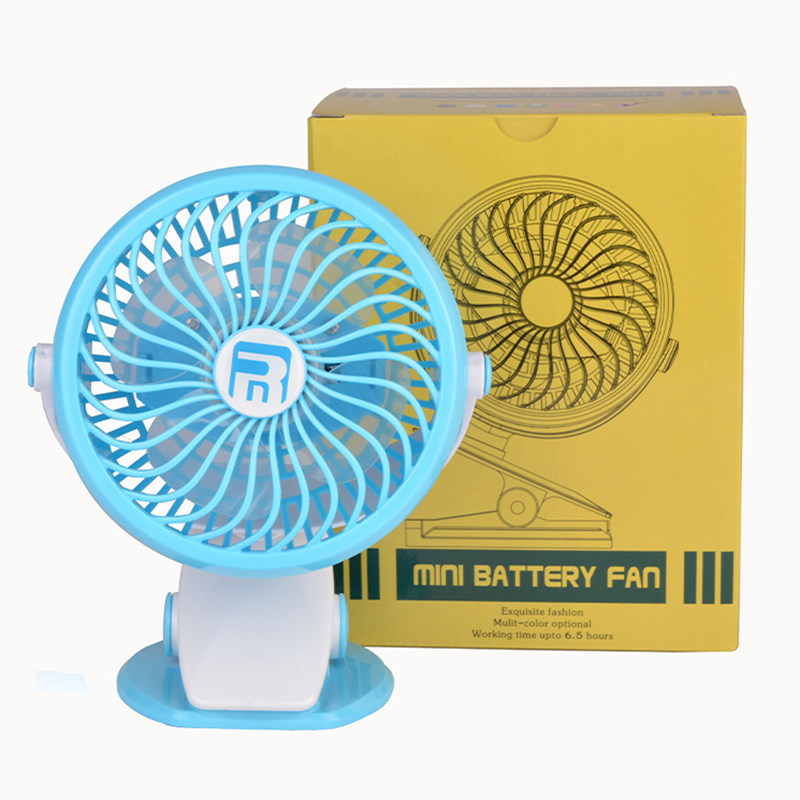mini portable pocket fans cool air hand held battery blower cooler desk great SP