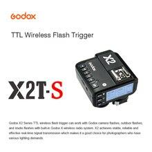 Триггерный передатчик Godox X2T-S TTL HSS 2,4G Bluetooth для Sony Camera Flash Huawe xiaomi iPhone Smart Phone Mobile