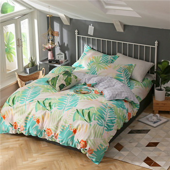 Bedding sets Luxurious duvet cover comfortable quilt cover new style bed sheet pillow cases soft bedclothes for women wedding
