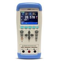New High Quality Accuracy LCR Meter Multimeter AT825 10KHz L C R Q D Z Theta ESR Tester LCD Touch Screen USB AC100 240V Tester