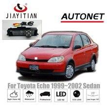 JIAYITIAN rear view camera For Toyota Echo 1999~2002 Sedan 2D 4D/Reverse Camera/hd CCD/Night Vision/Backup license plate Camera