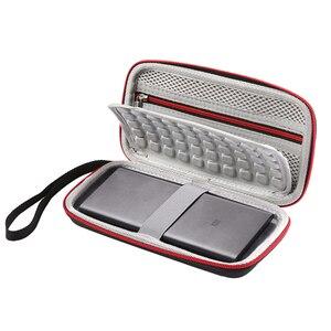 Newest Hard EVA Cover Case for Xiaomi MI Power Bank 3 10000mAh Cover Portable External Battery Phone PowerBank Bags