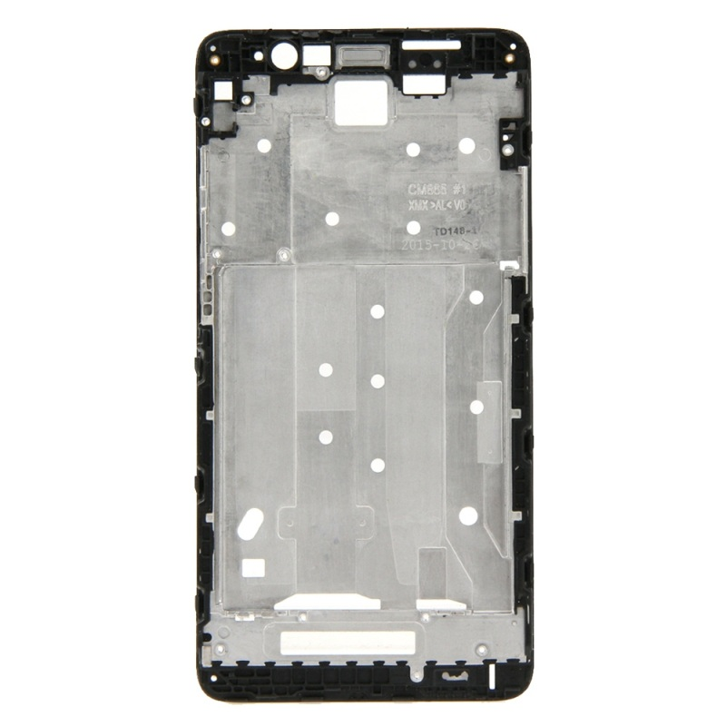 For Xiaomi Redmi Note 3 Replacement Parts OEM Middle Housing Frame for Xiaomi Redmi Note 3 – Black