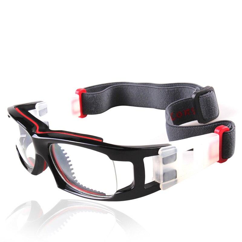 Männer Basketball Fußball Augenschutz Brille Brillen Myopie Rahmen - Radfahren - Foto 6
