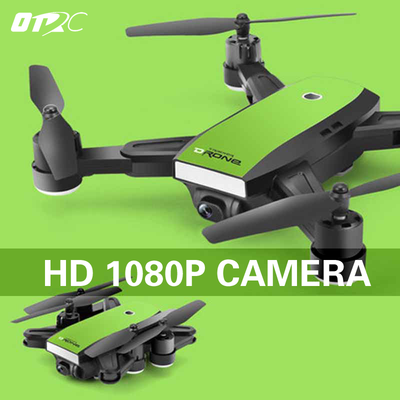 OTRC RC Drone FPV GPS Altitude Mode RC Quadcopter with WiFi 1080P OR 720P Camera Follow Me One Key Return Headless Mode Drones newest apple shape foldable wifi fpv rc drone rc130 2 4g apple quadcopter with 6axis gryo with 720p wifi hd camera rc drones
