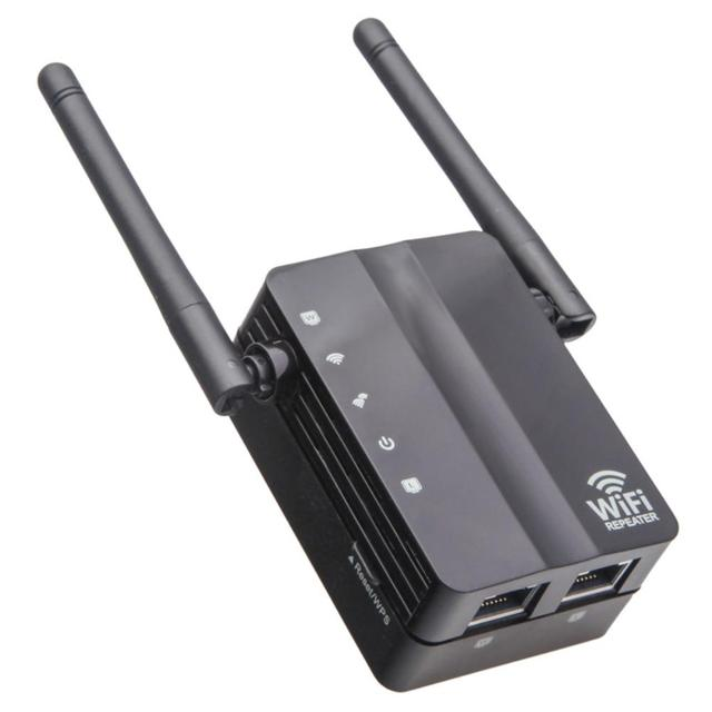 2019 NEW 300Mbps Wireless-N Wifi Router Repeater Signal