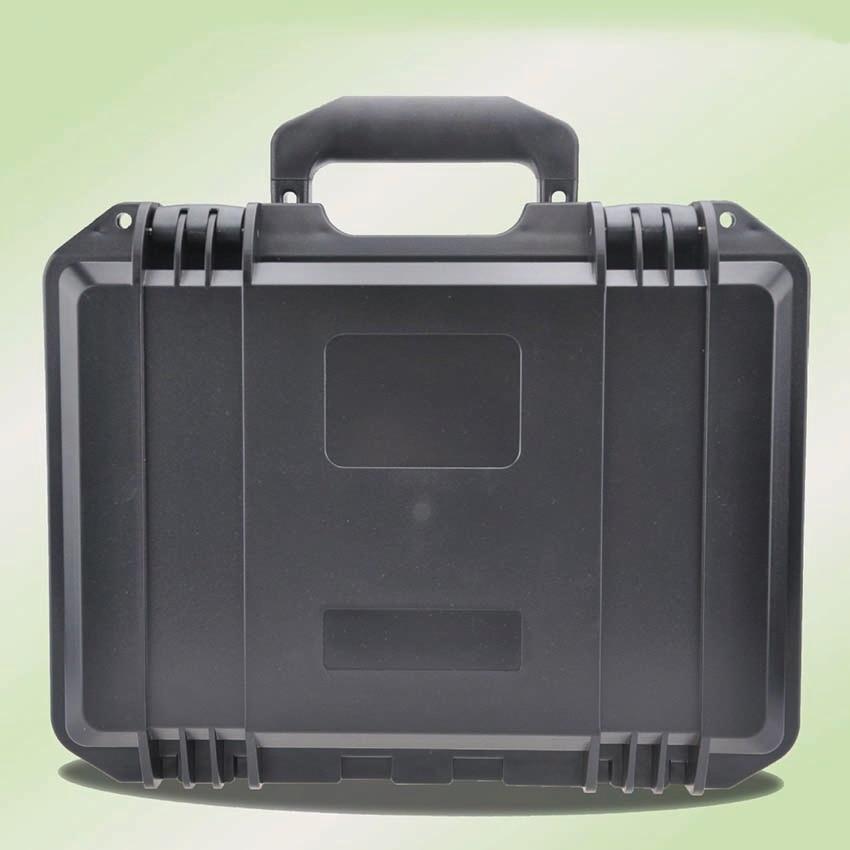 где купить Inner dimension 380*280*165mm waterproof dustproof suitcase with foam дешево