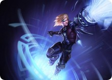 lol mousepad Pulsefire Ezreal mouse pad best gaming mouse pad gamer League large personalized mouse pads