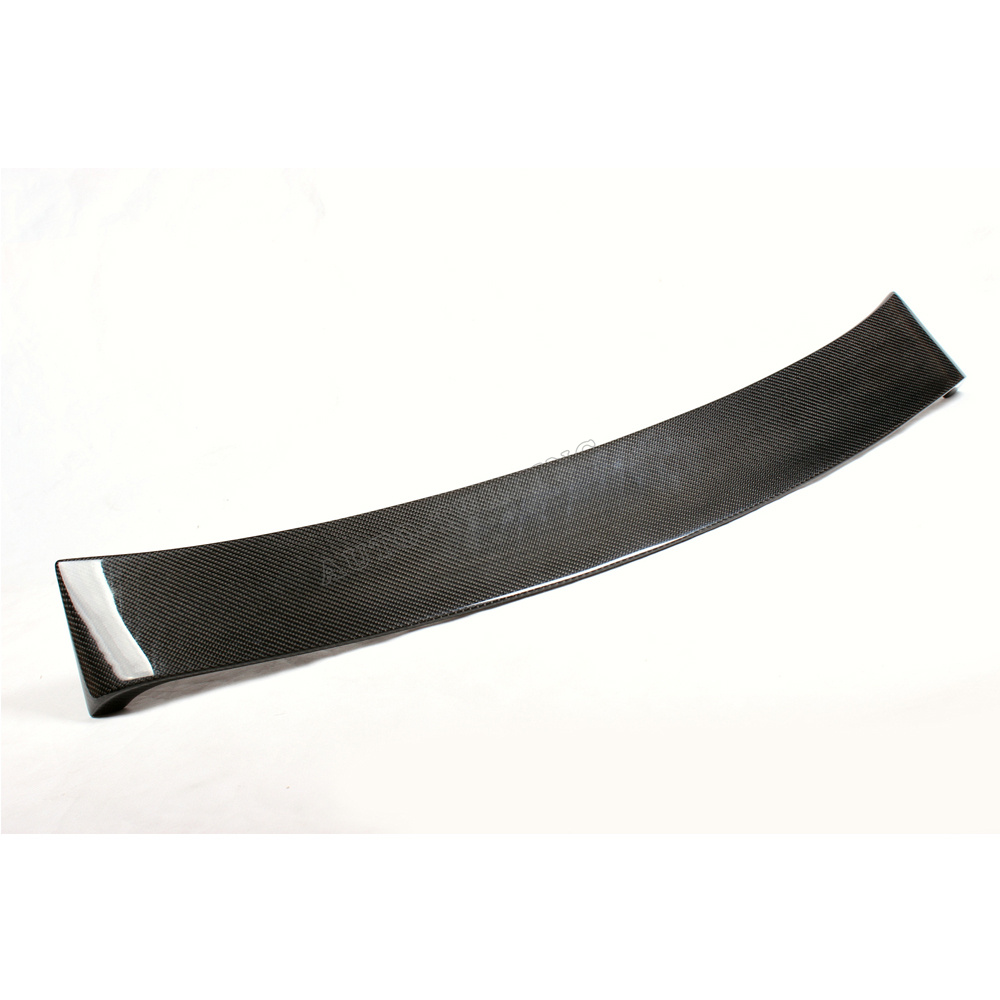 car-styling carbon fiber Roof spoiler Auto roof wing for BMW 325i E92 coupe 2007-2013 crystal lux подвесная люстра emilia