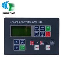 Controlador de Grupo Gerador Diesel AMF20 Compatível Com o Original