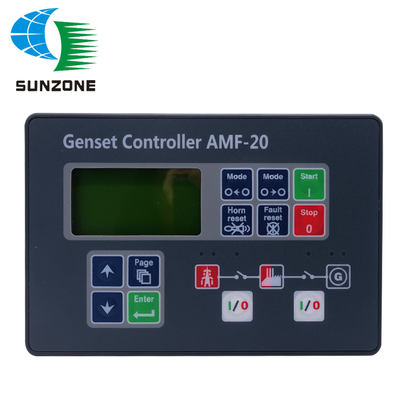 Diesel Genset Controller AMF20 Compatible With Originalgenset controllerdiesel controlercontroller genset -