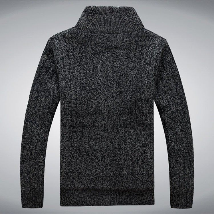 Aolambgs Sweater Men Autumn Winter Wool Thick Male Cardigan 2016 Fashion Brand Clothing Outwear Knitting Sweter Hombre M-3XL (7)