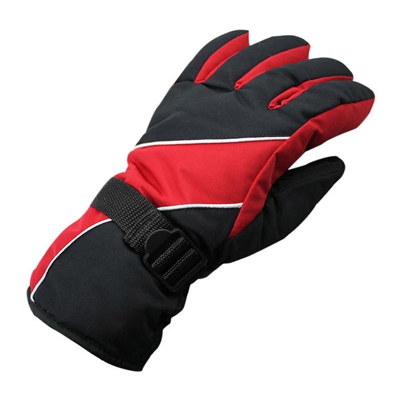 Ski Windproof Warm Gloves Antiskid Wear Resistant Riding Mountain Skiing Snowmobile Waterproof Snow Motorcycle k5