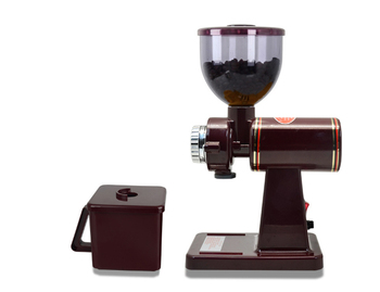 Coffee Machine Drip-dripping tea maker Cooking Household Appliances  Kitchen accessories 8 Gear Adjustment Grinding Beans/Powder