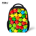 Multi Colored Candies Lovely Mini Backpack for Baby Girl Boy 12 Inch Toddler School Small Packbag Sac a Dos Enfant Cute Bags
